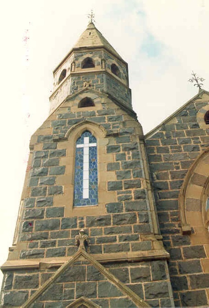 1 crossroads uniting church werribee tower detail