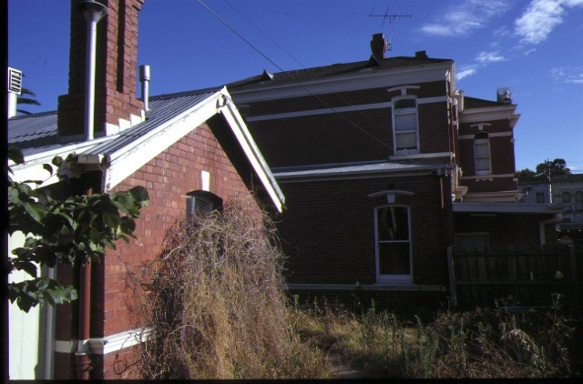 former elsternwick post office rear view