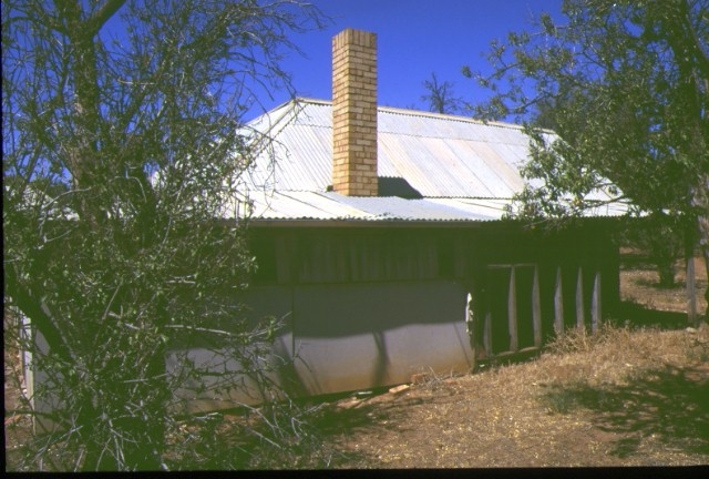 1 lake corrong homestead evelyn street hopetoun homestead rear