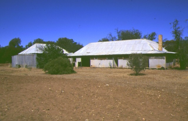 lake corrong homestead evelyn street hopetoun outbuildings