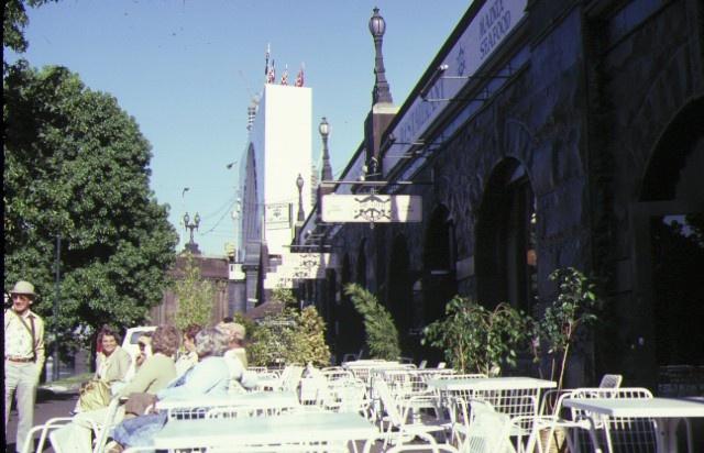 1 princes walk vaults batman avenue melbourne cafes on walk feb1985