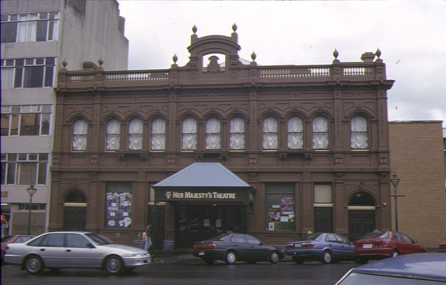 1 royal south street memorial theatre ballarat front view