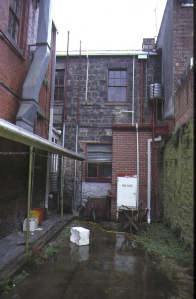 grace darling hotel smith street collingwood rear bluestone wing