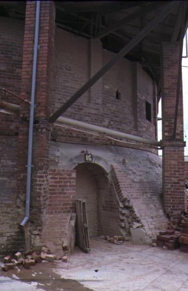 former hoffman brickworks dawson street brunswick storage entrance