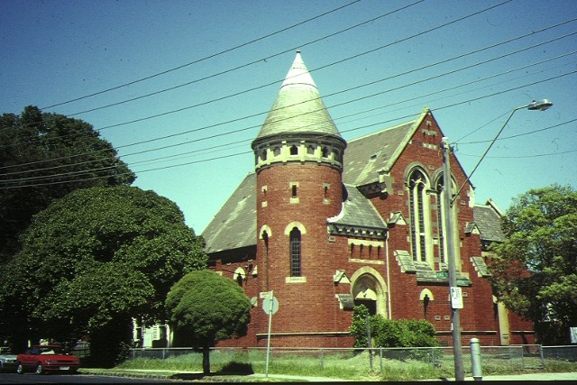 1 former union church elsternwick exterior view