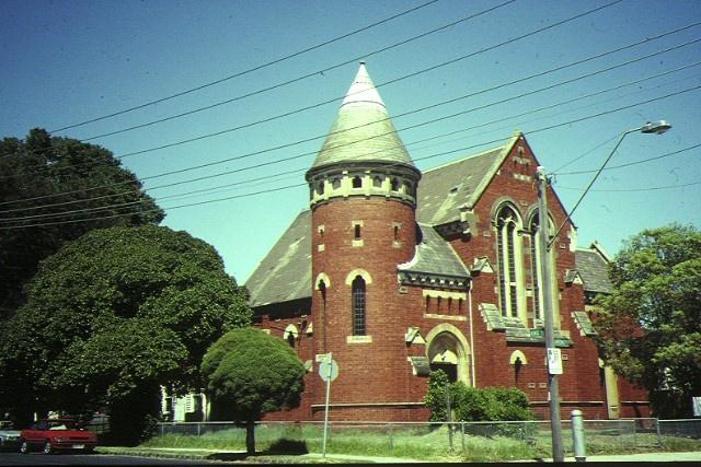 1 former union church elsternwick exterior view