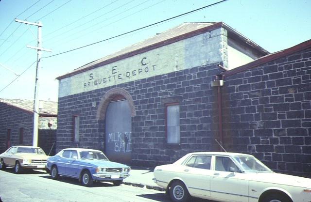 former melvilles grainstore colebook street brunswick entrance