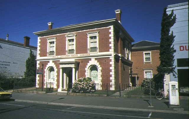 1 former cbc bank barker street castlemaine front view