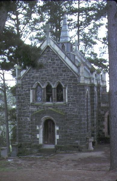 montsalvat hillcrest avenue eltham chapel sep1988