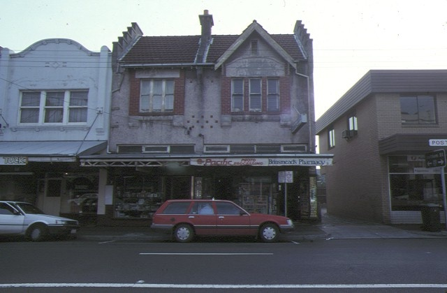 1 brinsmeads pharmacy glen eira road ripponlea front view