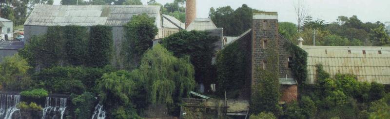 barwon paper mill complex fyansford site view publication