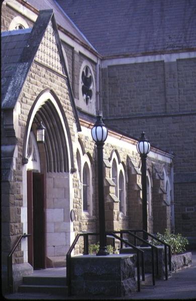 st james church gardenvale north entrance jul1978