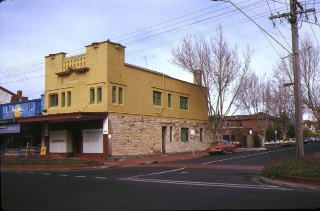 1 former chemist shop ormond road elwood front view