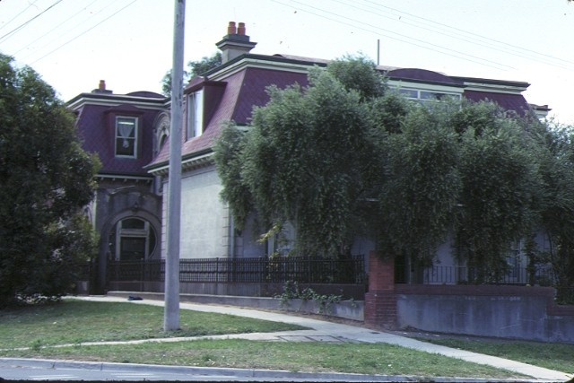1 coolock house bendigo front view from street oct1988