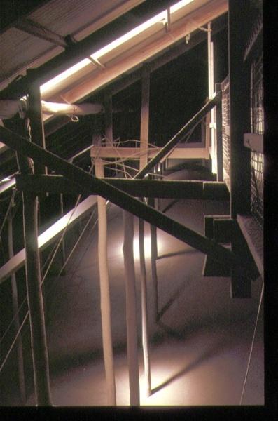 murtoa grain store wimmera hwy murtoa interior rafters