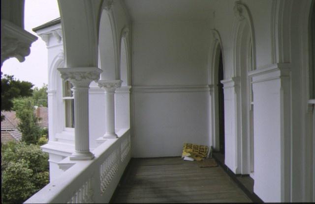 cullymont selwyn street canterbury balcony
