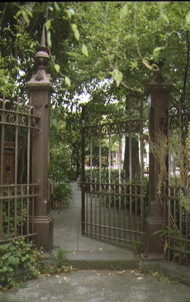 cullymont selwyn street canterbury entrance gates