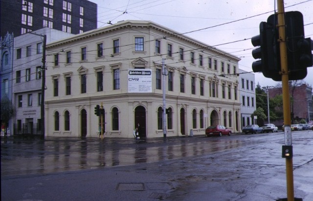 1 former eastern hill hotel victoria parade fitzroy corner view