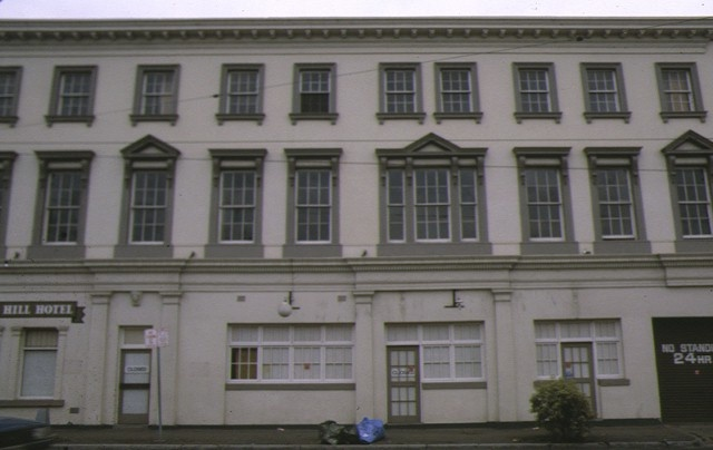 former eastern hill hotel victoria parade fitzroy front view