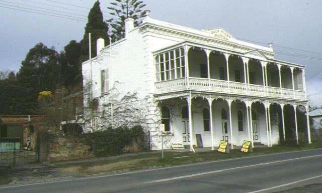 goldmines hotel bendigo north west view jul1990