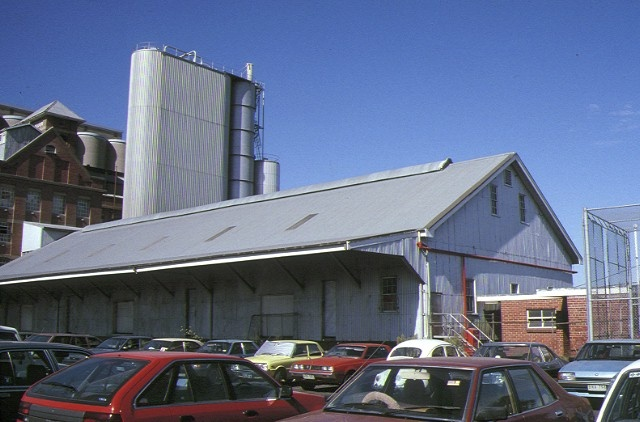 john darling & son flour mill albion delivery building