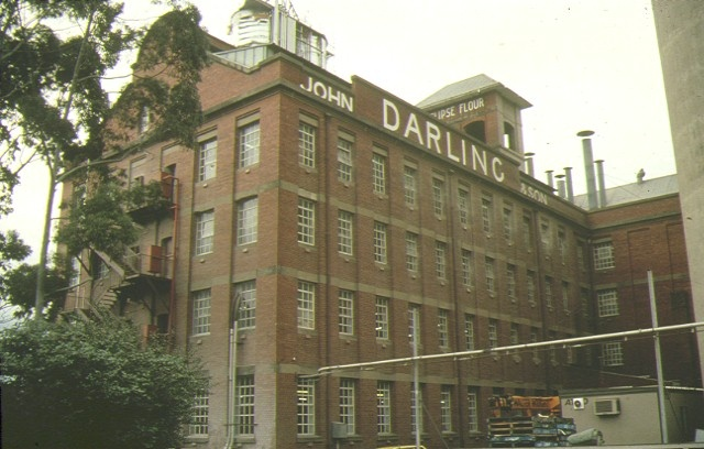 john darling & son flour mill albion front view