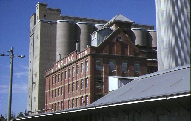 john darling & son flour mill albion silos