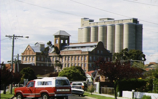 john darling & son flour mill albion view of property