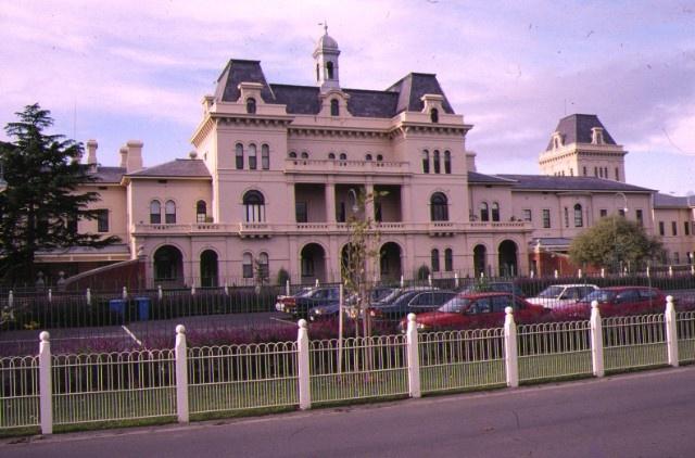 1 former willsmere hospital kew front view june 1995