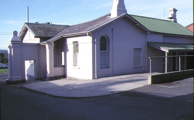 former willsmere hospital kew gatehouse june 1988