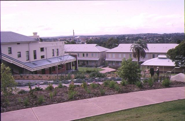 former willsmere hospital kew view of grounds june 1995