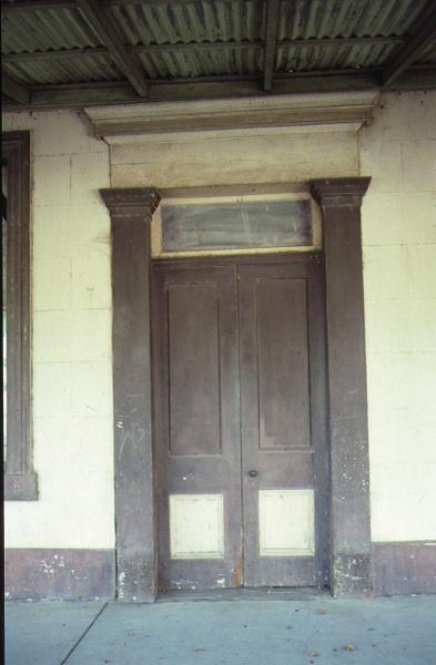 former bendigo hotel dunolly front entrance