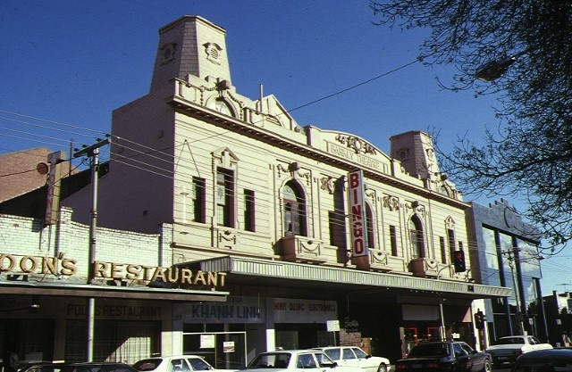 1 former barkley theatre barkly street footscray front view