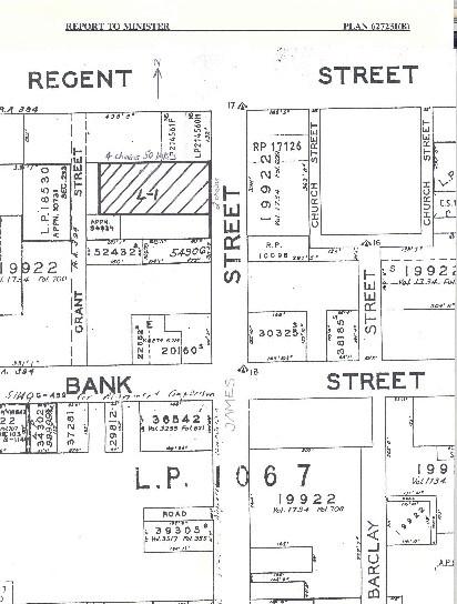 h00884 former wesleyan church parsonage common school james street port fairy plan b