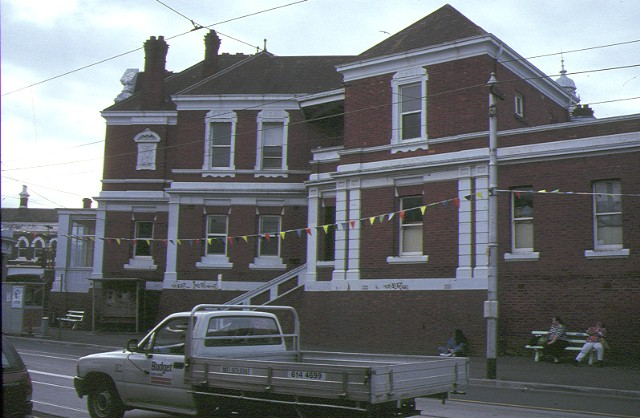 former kew post office cotham road view