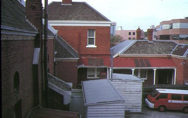 former kew post office rear view