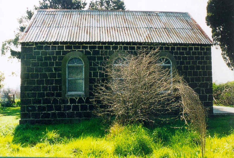 1 lutheran church gardenia road thomastown rear view