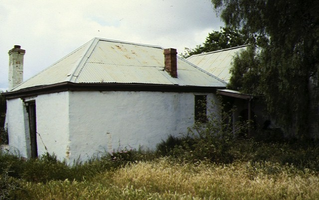 former leaky's residence millers road bacchus marsh rear view
