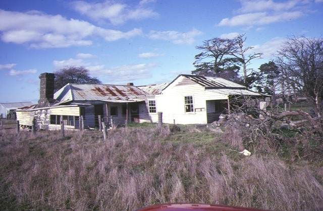 john kelly's former house whiteside street beveridge site view