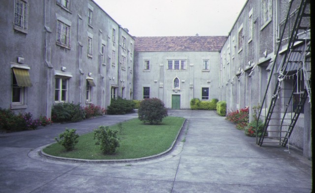 former convent of the good shepherd clarke street abbotsford rear view