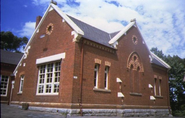 primary school number 1566 side view jan1993
