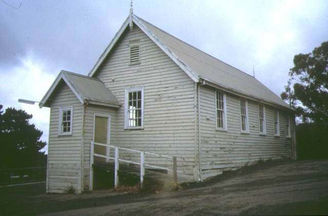 former primary school number 2120 long gully timber classroom