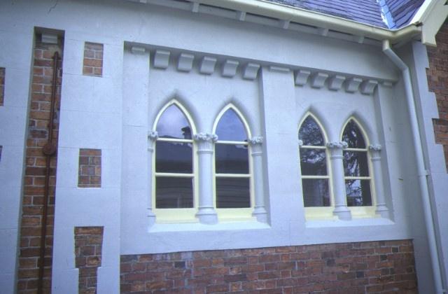 primary school number 461 burwood hwy burwood detail of windows