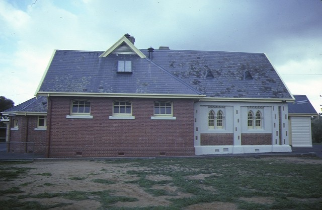 primary school number 461 burwood hwy burwood rear view sep1984