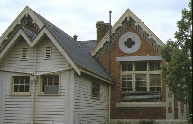 primary school number 461 burwood hyw burwood timber building feb1993