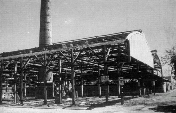 1 wunderlich terra cotta tile works demolished mitcham road vermont view structure