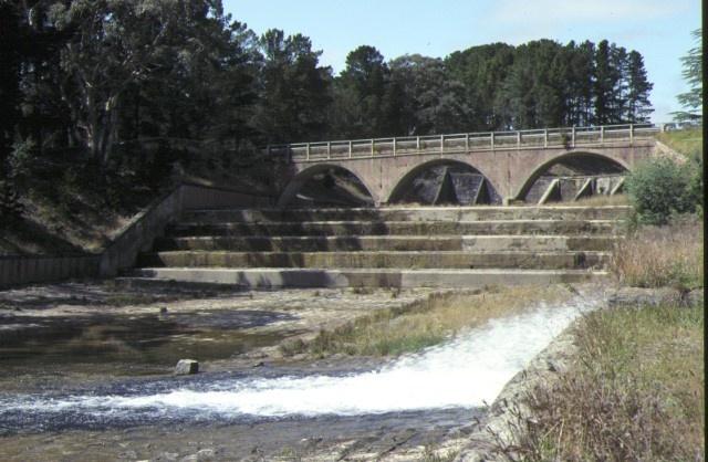 1 coliban water system bendigo spillway mar1993