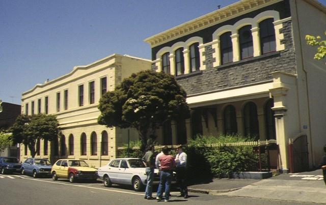 1 former national school bell street fitzroy street view dec1994