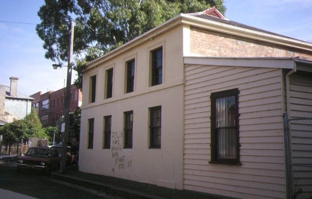 former national school bell street fitzroy building 2 1994