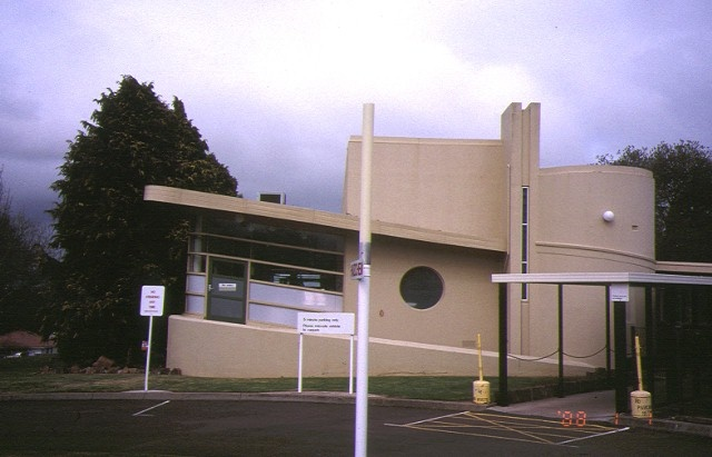 1 former hamilton tuberculosis chalet tyers-street hamilton side elevation aug1994